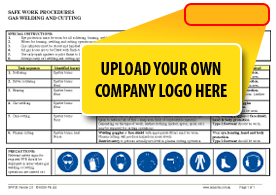 Work Safety Checklists, Safe Work Procedures Template, Free JSA Templates:  ASSA OHS Australia  Jsa Form Template
